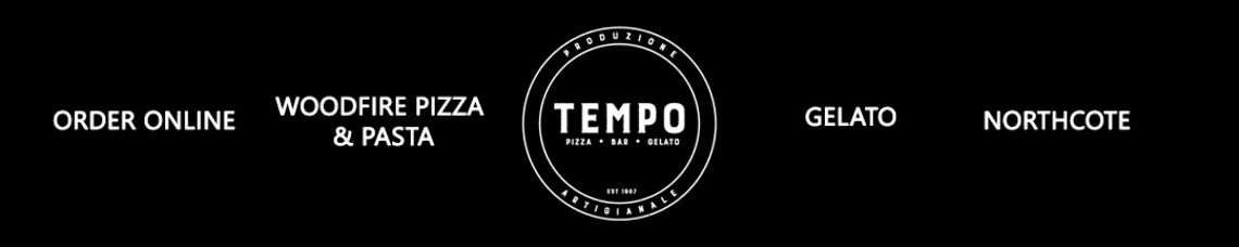 Tempo Pizza (Northcote) Official Website (Order Online)